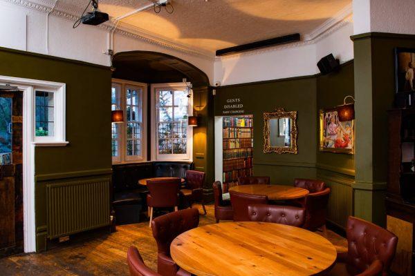The Woodman Syd Barrett Room